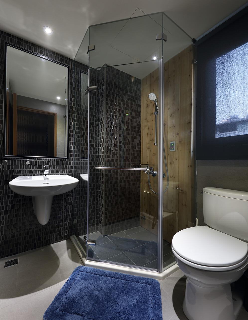 Bezpieczna  łazienka dla osoby niepełnosprawnej