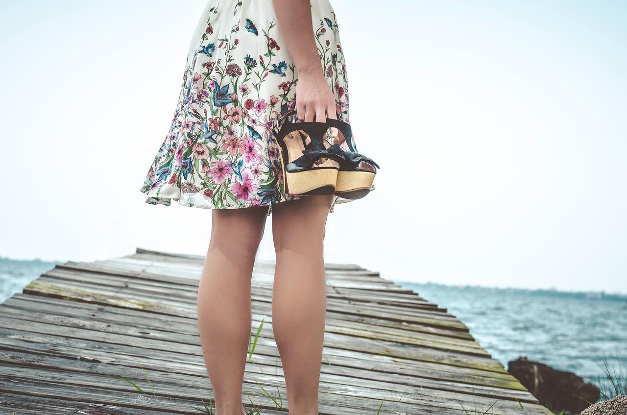 Popularne buty na lato - espadryle