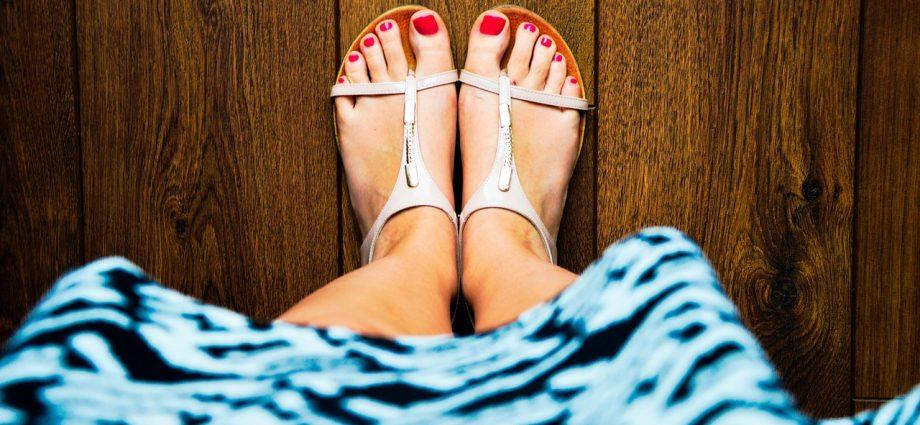 Najlepsze buty na cieplejsze dni