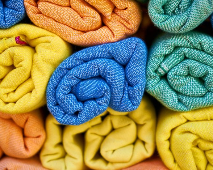 Muślin z bawełny i jego zalety