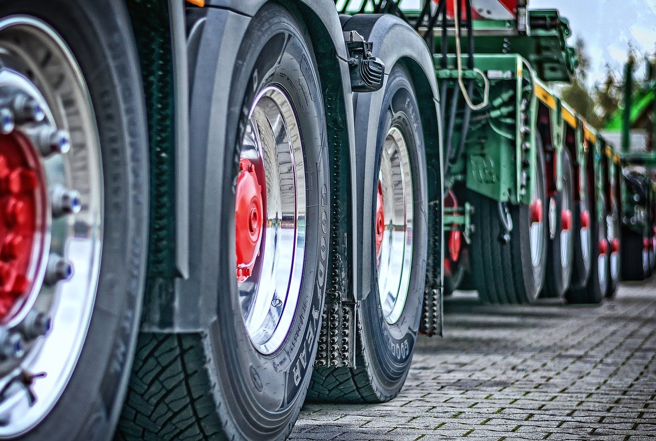Części zamienne do ciężarówki DAF